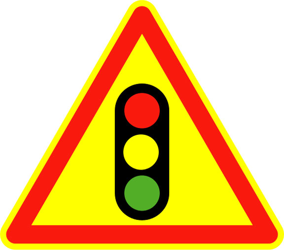 Announcement of light signals